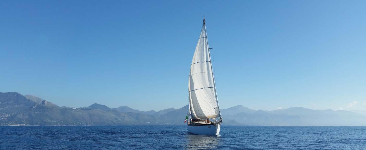 maratea sail boat