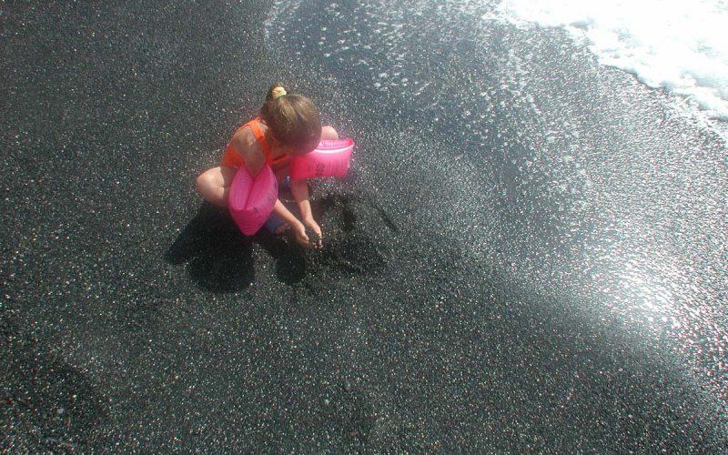 Nero beach