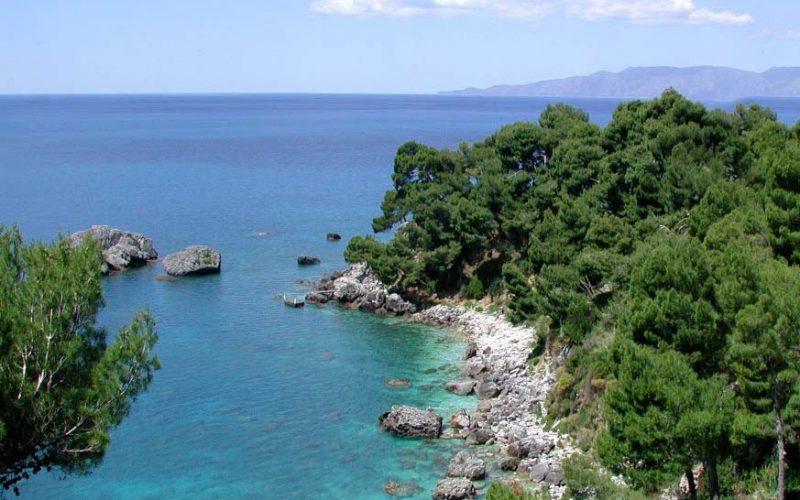 Santavenere beach
