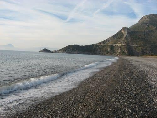 Spiaggia Castrocucco