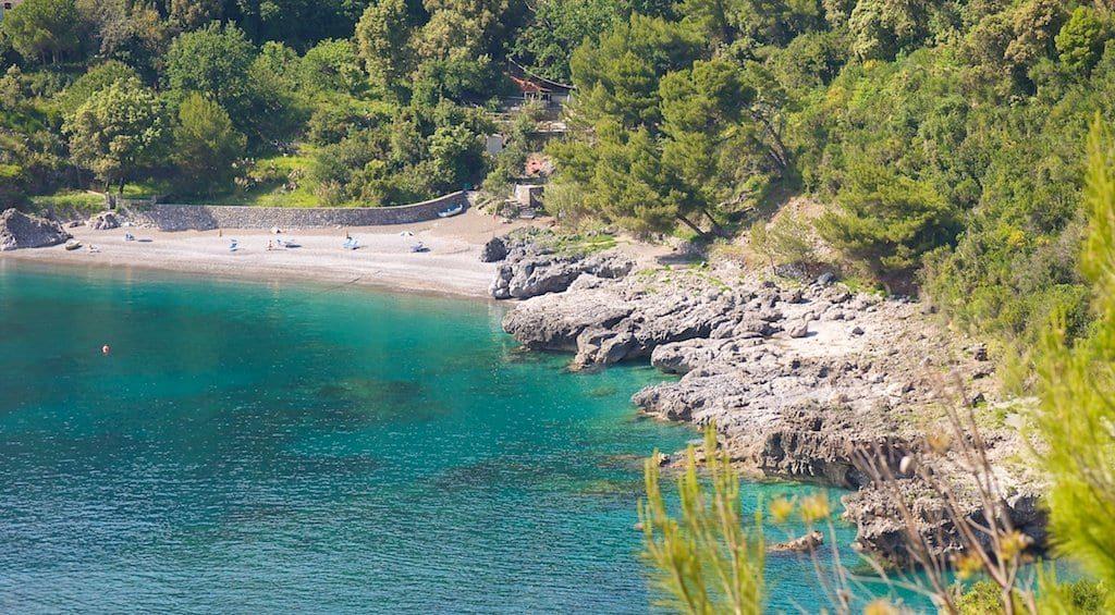 Spiaggia Porticello Acquafredda di Maratea