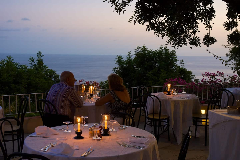 Maratea hotel romantico e tranquillo