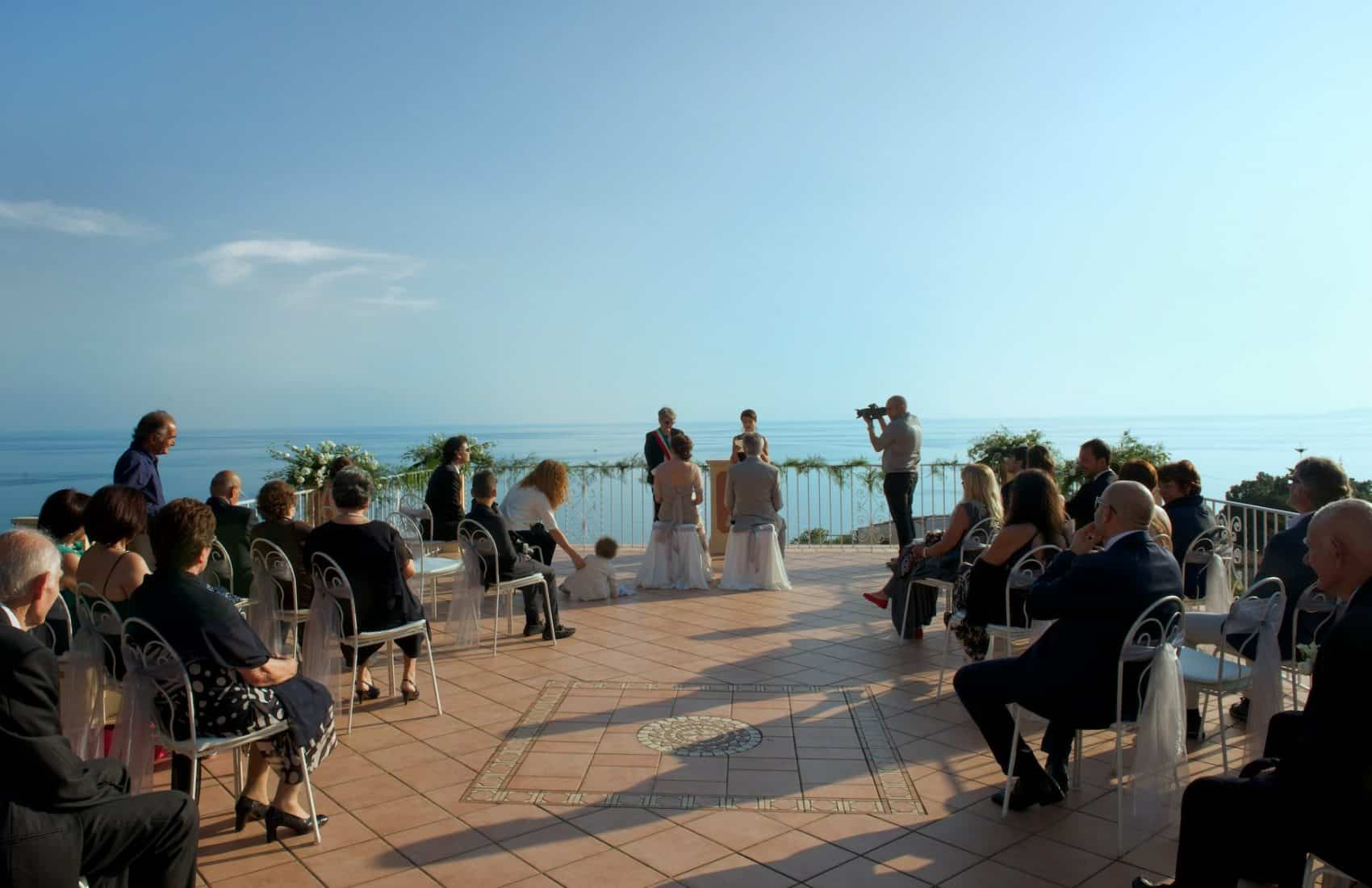 Matrimonio a Maratea