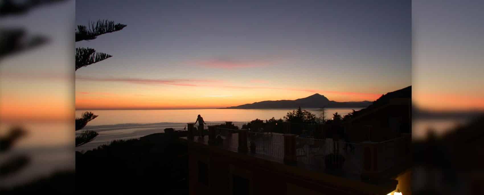 Aperitivo al tramonto Maratea