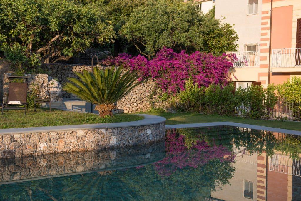 hotel maratea con piscina