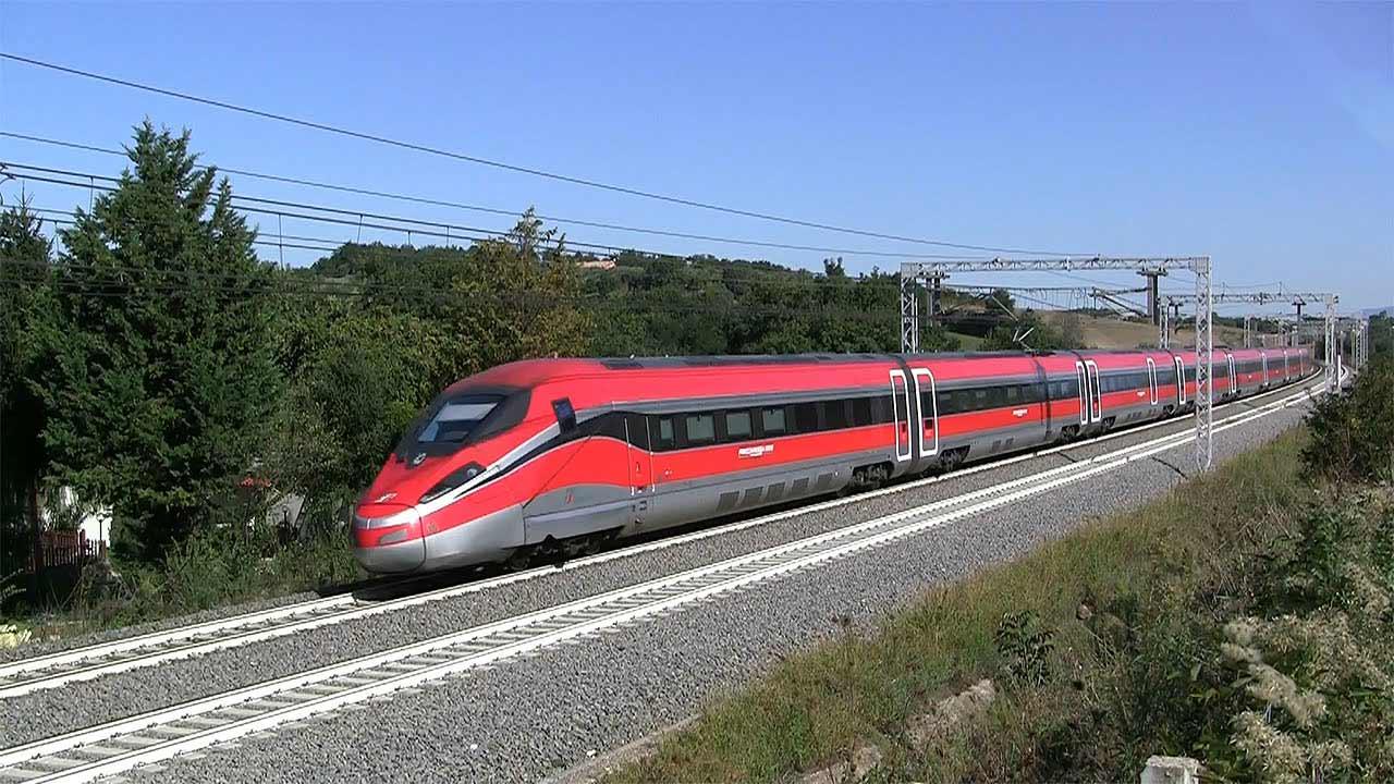 Treno frecciarossa sapri